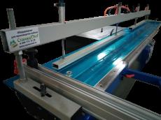 Двухсекционная прижимная пневмобалка 3200 мм 2 секции